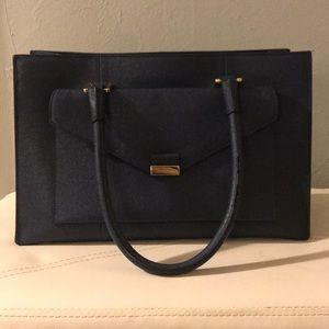 Navy Cole Haan handbag
